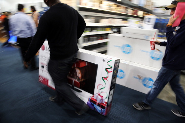 Naples - Florida「Shoppers Take Advantage Of Black Friday Deals」:写真・画像(3)[壁紙.com]
