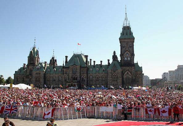 Ottawa「The Duke And Duchess Of Cambridge Canadian Tour - Day 2」:写真・画像(0)[壁紙.com]