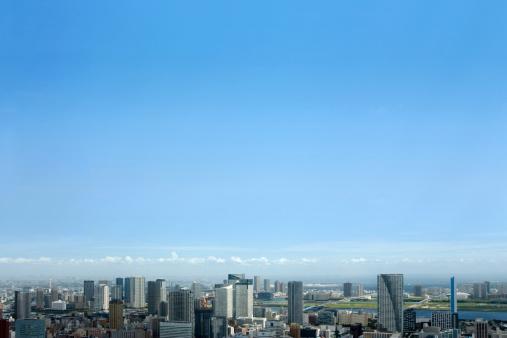 Japan「Tokyo sky horizon」:スマホ壁紙(11)