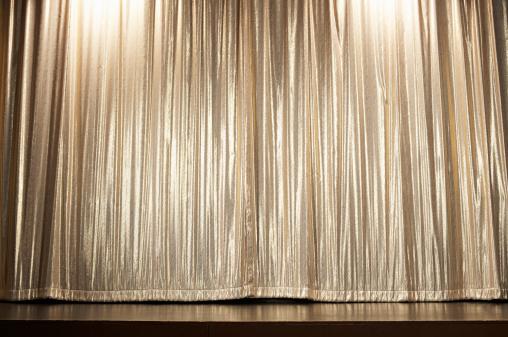 Curtain「Curtains on stage」:スマホ壁紙(1)