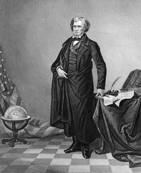 Vice President「John Caldwell Calhoun」:写真・画像(10)[壁紙.com]