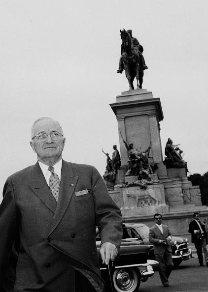 Harry Truman「Harry S. Truman in Rome」:写真・画像(2)[壁紙.com]
