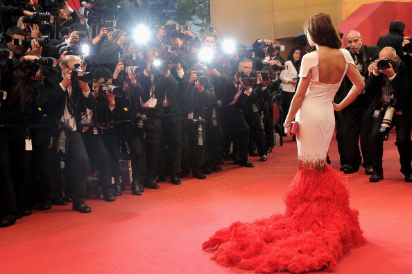 "Stéphane Rolland - Designer Label「""Amour"" Premiere - 65th Annual Cannes Film Festival」:写真・画像(10)[壁紙.com]"