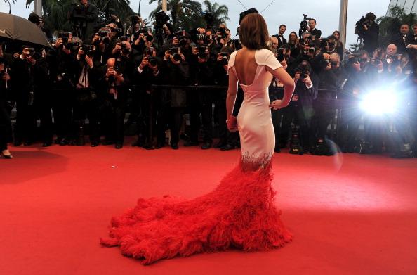"Stéphane Rolland - Designer Label「""Amour"" Premiere - 65th Annual Cannes Film Festival」:写真・画像(8)[壁紙.com]"