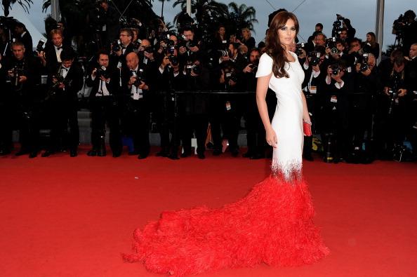 "Stéphane Rolland - Designer Label「""Amour"" Premiere - 65th Annual Cannes Film Festival」:写真・画像(11)[壁紙.com]"