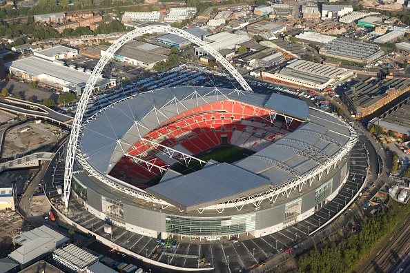 Outdoors「Wembley Stadium, London, 2006」:写真・画像(18)[壁紙.com]