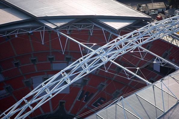 Arch - Architectural Feature「Wembley Stadium, London, 2006」:写真・画像(10)[壁紙.com]
