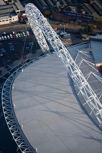 Arch - Architectural Feature「Wembley Stadium, London, 2006」:写真・画像(18)[壁紙.com]