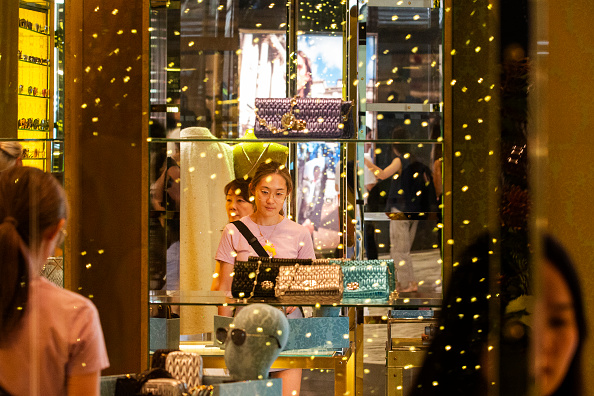 Westfield Group「Bargain Hunters Flock To Boxing Day Sales In Sydney」:写真・画像(17)[壁紙.com]