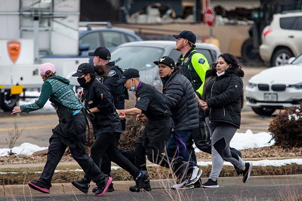 Colorado「Gunman Opens Fires At Grocery Store In Boulder, Colorado」:写真・画像(2)[壁紙.com]