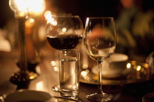 Place Setting「Wine glasses」:スマホ壁紙(16)