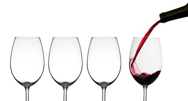 Wine Glasses:スマホ壁紙(壁紙.com)