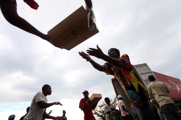 Charity and Relief Work「Hundreds Of Thousands Still Displaced As Recovery Efforts Continue In Haiti」:写真・画像(19)[壁紙.com]