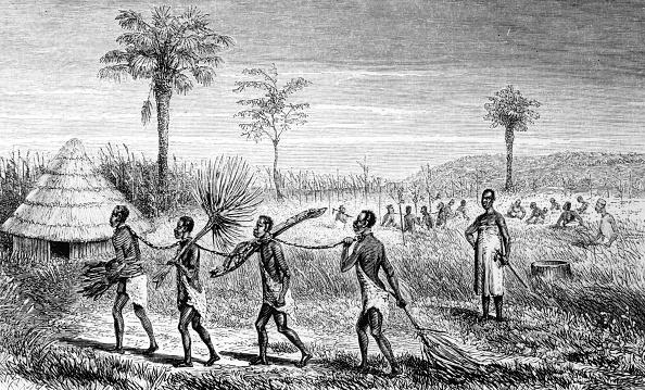 鎖「Slaves In Africa」:写真・画像(18)[壁紙.com]