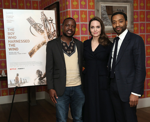 """Lower Manhattan「""""The Boy Who Harnessed The Wind"""" Special Screening, Hosted by Angelina Jolie」:写真・画像(12)[壁紙.com]"""