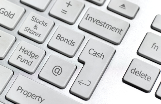 Stock Certificate「Online investment keyboard」:スマホ壁紙(7)