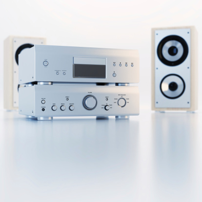 Audio Equipment「Hi-Fi sound system」:スマホ壁紙(9)