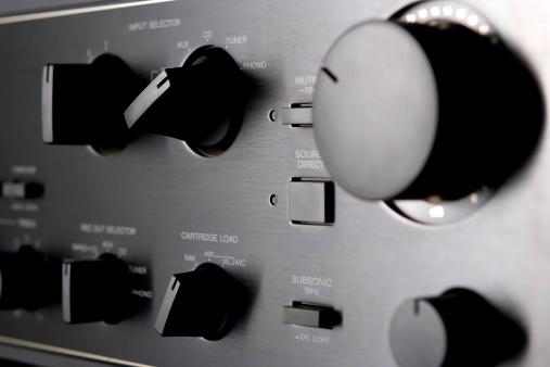 Push Button「Hi-Fi sound system Amplifier」:スマホ壁紙(13)