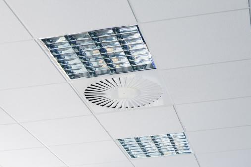 Air Duct「Office ceiling」:スマホ壁紙(16)