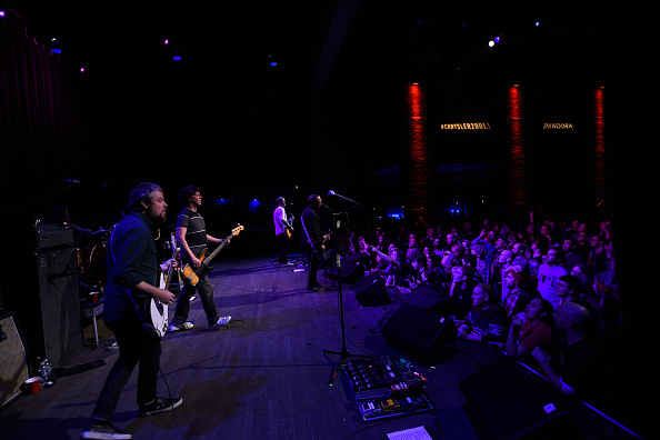 Stage - Performance Space「Chrysler Presents The Hold Steady Powered By Pandora」:写真・画像(4)[壁紙.com]