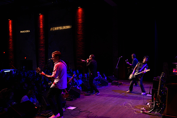 Stage - Performance Space「Chrysler Presents The Hold Steady Powered By Pandora」:写真・画像(1)[壁紙.com]