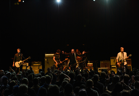Stage - Performance Space「Chrysler Presents The Hold Steady Powered By Pandora」:写真・画像(17)[壁紙.com]