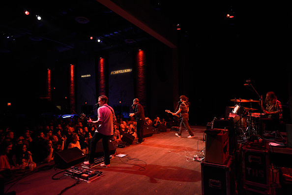 Stage - Performance Space「Chrysler Presents The Hold Steady Powered By Pandora」:写真・画像(5)[壁紙.com]