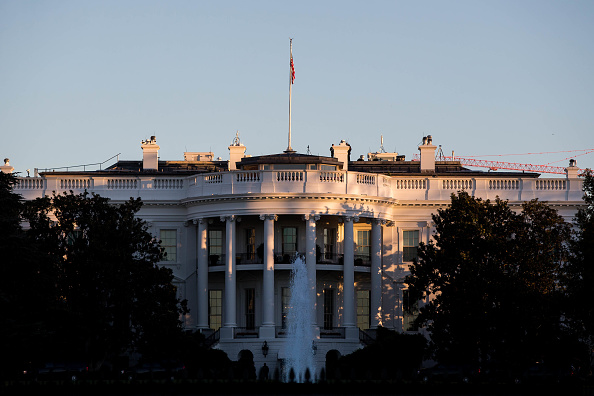 White House - Washington DC「The White House On Election Day」:写真・画像(16)[壁紙.com]