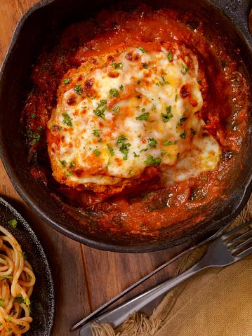 Deep Fried「Chicken Parmesan with Spaghetti」:スマホ壁紙(16)