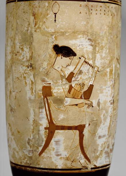 Attic White-Ground Lekythos With Image Of Women Musicians:ニュース(壁紙.com)