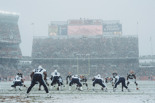 Tennessee Titans「Tennessee Titans vs Cleveland Browns」:写真・画像(7)[壁紙.com]