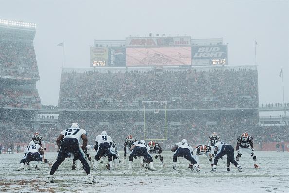 オハイオ州 クリーブランド「Tennessee Titans vs Cleveland Browns」:写真・画像(9)[壁紙.com]