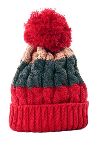 Wool「Red bobble hat」:スマホ壁紙(6)