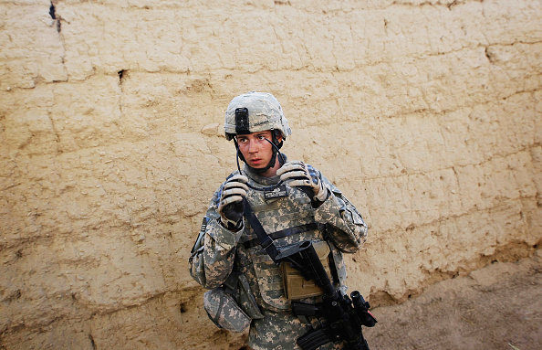 Variation「US Army Conducts Operations in Tense Kandahar Province」:写真・画像(8)[壁紙.com]