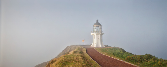 White Color「Cape Reinga, New Zealand」:スマホ壁紙(14)
