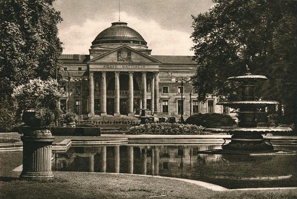 Wiesbaden「Wiesbaden - Kurhaus, 1931」:写真・画像(0)[壁紙.com]