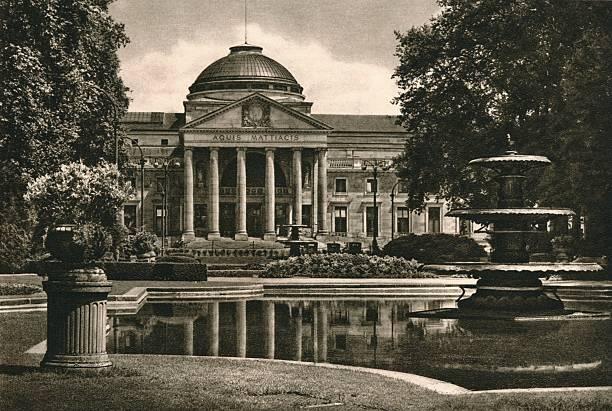 Wiesbaden - Kurhaus, 1931:ニュース(壁紙.com)