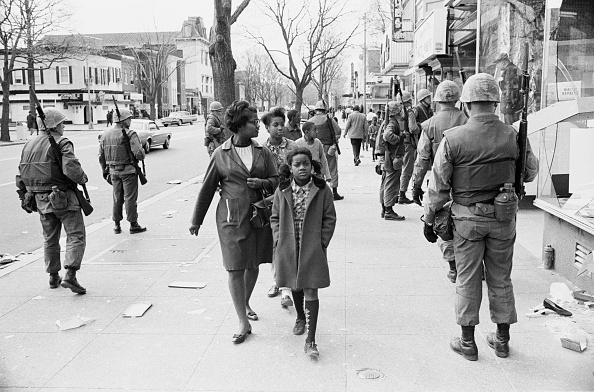Following - Moving Activity「1968 Washington Riots」:写真・画像(0)[壁紙.com]
