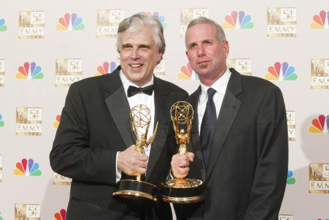 Shrine Auditorium「54th Annual Primetime Emmy Awards - Press Room」:写真・画像(16)[壁紙.com]