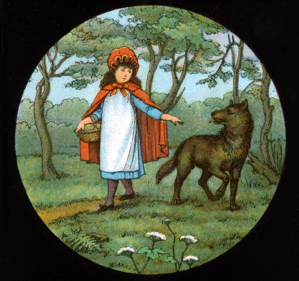 Fairy Tale「Riding Hood And Wolf」:写真・画像(11)[壁紙.com]