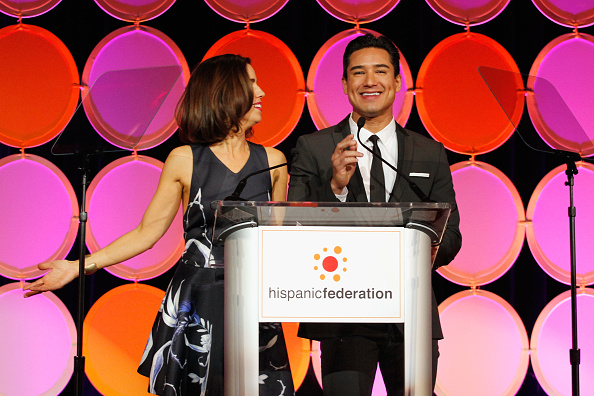 Mario Lopez「Mario Lopez Co-Hosts The Hispanic Federation Gala」:写真・画像(1)[壁紙.com]