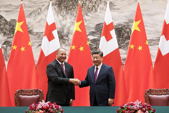 Tonga「King Of Tonga Toupu VI Visits China」:写真・画像(16)[壁紙.com]