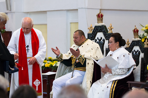 Nuku'alofa「Tonga Marks Coronation Of King Tupou VI」:写真・画像(13)[壁紙.com]