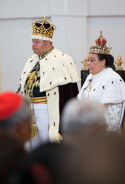 Nuku'alofa「Tonga Marks Coronation Of King Tupou VI」:写真・画像(14)[壁紙.com]