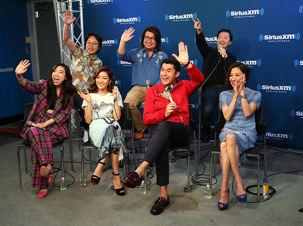 SIRIUS XM Radio「SiriusXM's Entertainment Weekly Radio Spotlight With The Cast Of 'Crazy Rich Asians'」:写真・画像(8)[壁紙.com]