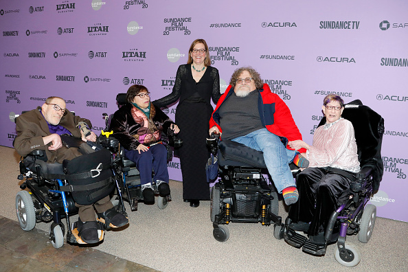 "Persons with Disabilities「2020 Sundance Film Festival - ""Crip Camp"" Premiere」:写真・画像(0)[壁紙.com]"