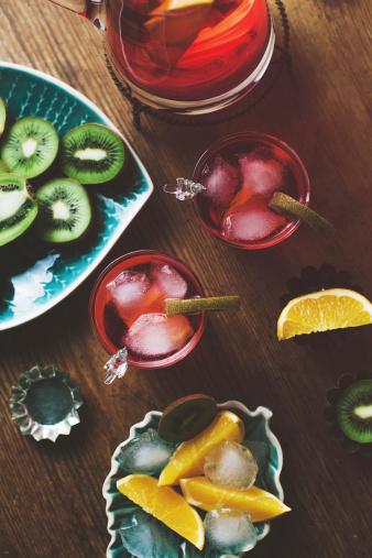 Kiwi「Two fresh drinks」:スマホ壁紙(11)