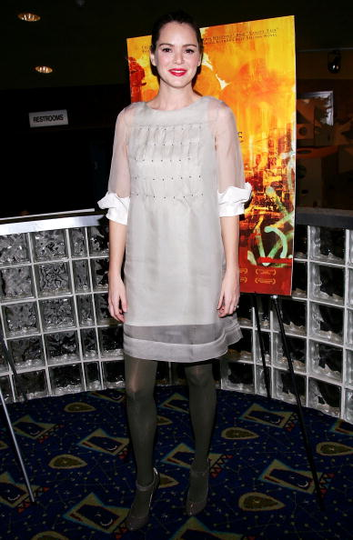 Baby Doll Dress「Fox Searchlight Pictures Premieres The Namesake - Arrivals」:写真・画像(16)[壁紙.com]