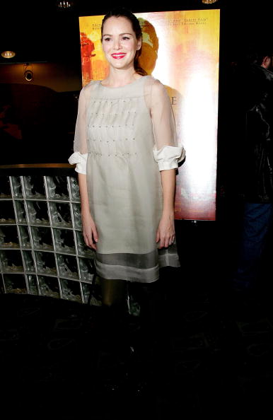 Baby Doll Dress「Fox Searchlight Pictures Premieres The Namesake - Arrivals」:写真・画像(18)[壁紙.com]