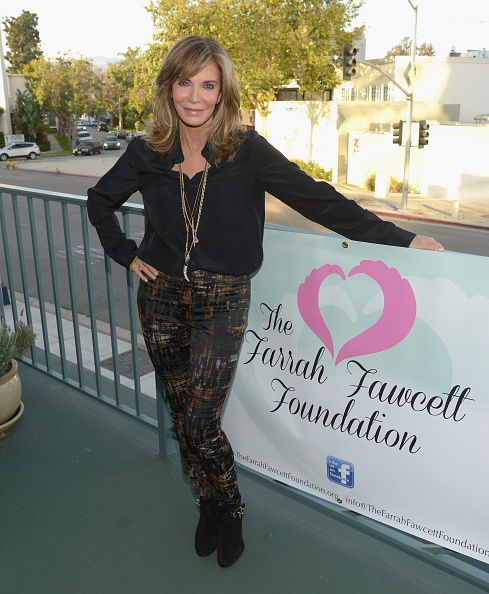Jaclyn Smith「Farrah Fawcett 5th Anniversary Reception」:写真・画像(1)[壁紙.com]